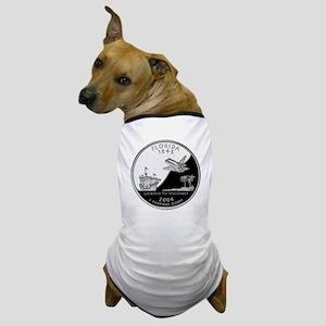 Florida Quarter Dog T-Shirt