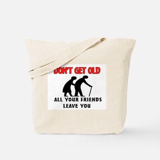 OLD PEOPLE Tote Bag