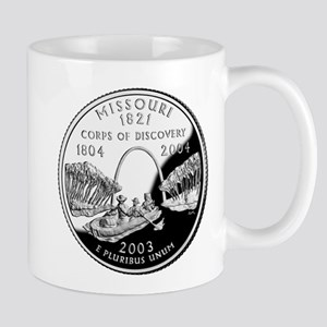 Missouri Quarter Mug