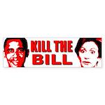 Kill The Bill Bumper Sticker (50 pk)