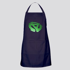 Green 3D 45 RPM Adapter Apron (dark)