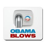 Obama Blows Mousepad