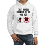 Cheat on BF Hooded Sweatshirt