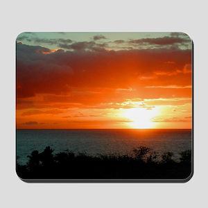 Hawaiian Sunset-Mousepad