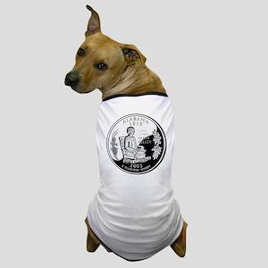 Alabama Quarter Dog T-Shirt