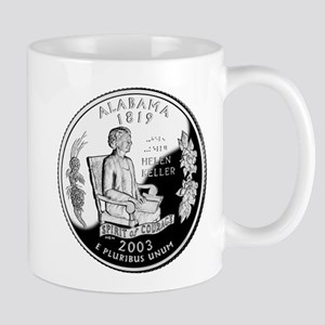Alabama Quarter Mug
