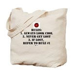 Griffin Force Rules Tote Bag