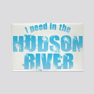 I Peed in the Hudson River Magnets