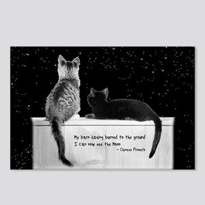 """""""I can now see the Moon"""" Postcards (Package of 8)"""