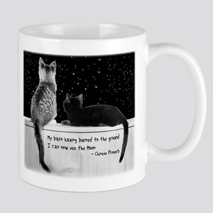 """I can now see the Moon"" Mug"