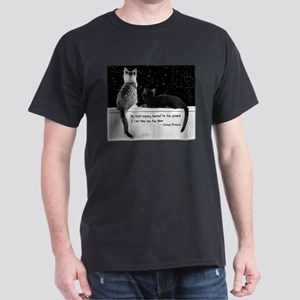 """I can now see the Moon"" Dark T-Shirt"