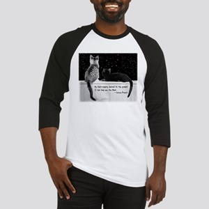 """I can now see the Moon"" Baseball Jersey"