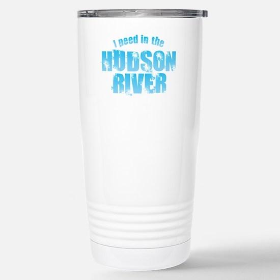 I Peed in the Hud Travel Mug