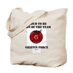 Griffin Force Team Tote Bag