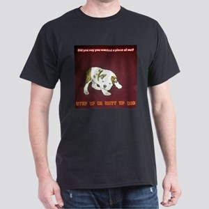 USMC Marines Bulldogs Dark T-Shirt