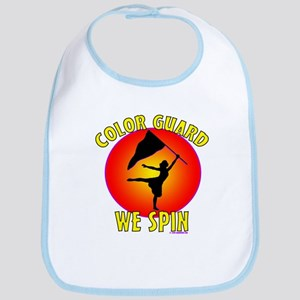 Color Guard -- We Spin Bib