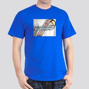 Dylan Jasmin CDH Awareness Ribbon Dark T-Shirt