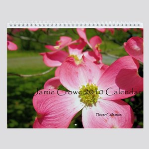 Flower Collection - Wall Calendar