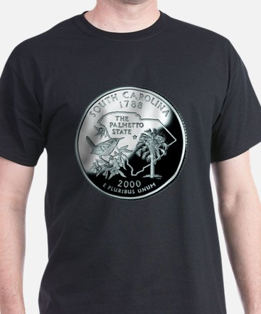 South Carolina Quarter T-Shirt