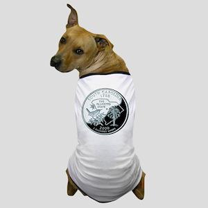 South Carolina Quarter Dog T-Shirt