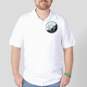 South Carolina Quarter Golf Shirt