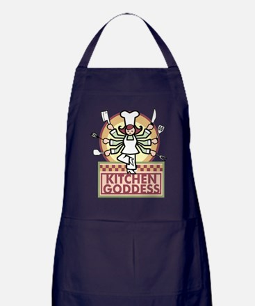 Funny Kansas city chiefs womens Apron (dark)