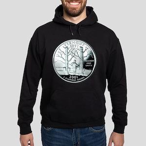 Vermont Quarter Hoodie (dark)