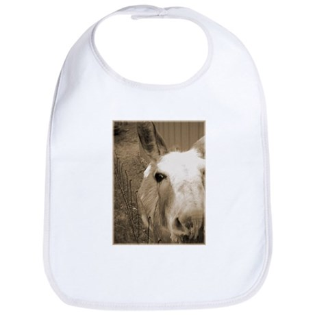 CUTEST DONKEY Bib