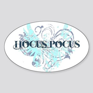 Hocus Pocus Oval Sticker