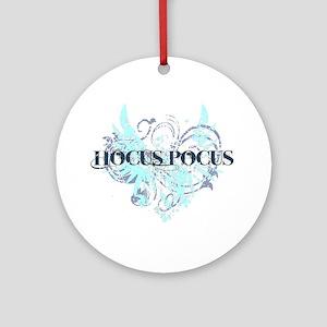 Hocus Pocus Ornament (Round)