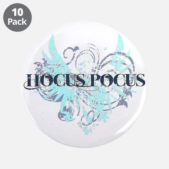 """Hocus Pocus 3.5"""" Button (10 pack)"""