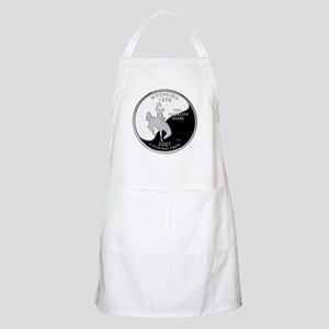 Wyoming Quarter Apron