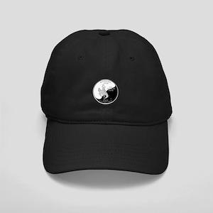 Wyoming Quarter Black Cap