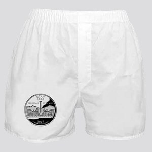 Utah Quarter Boxer Shorts