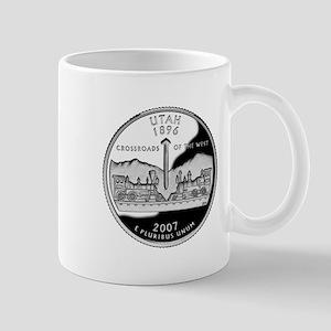 Utah Quarter Mug