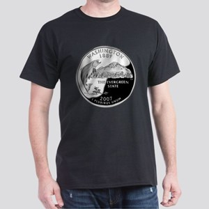 Washington Quarter Dark T-Shirt