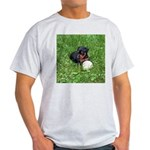 MIN PIN Ash Grey T-Shirt
