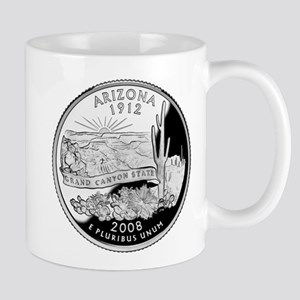 Arizona Quarter Mug