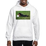 MIN PIN Hooded Sweatshirt