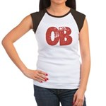 OB Women's Cap Sleeve T-Shirt