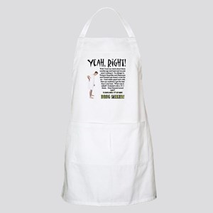Drug Seeker BBQ Apron
