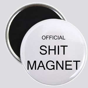 Official Shit Magnet Magnet