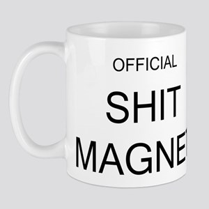 Official Shit Magnet Mug