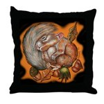 Glis Throw Pillow