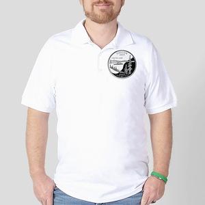 Oregon Quarter Golf Shirt