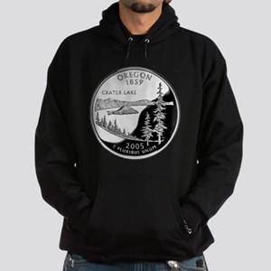 Oregon Quarter Hoodie (dark)