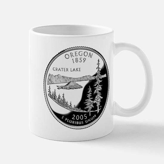 Oregon Quarter Mug