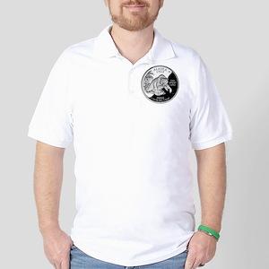 Alaskan Quarter Golf Shirt