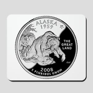 Alaskan Quarter Mousepad