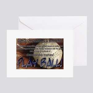 Surgeon General's Warning Greeting Cards (Package